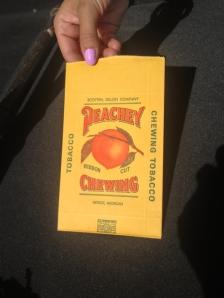 Peachey Chewing